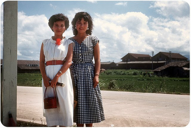 Color Photographs of Japan in the 1950s and 1960s ...