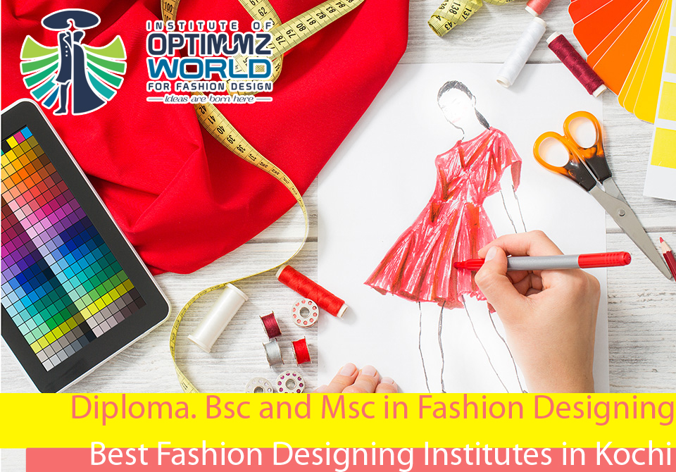 Best Fashion Designing Colleges In Kochi