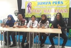 Penyanyi Belia Asal Kota Pati Feby Maharani Lauching Album Perdana