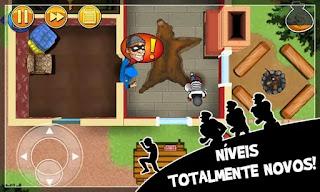 Robbery Bob Apk Mod
