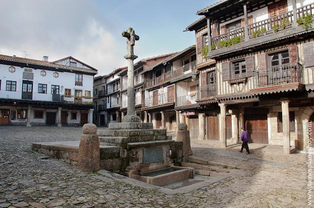 Pueblo con encanto en Salamanca