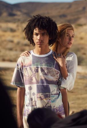 camista hombre para festival Coachella H&M