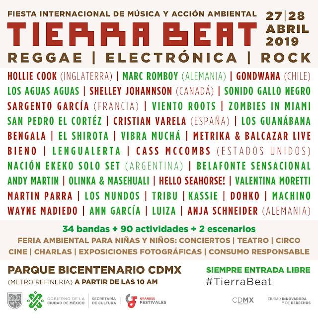 Tierra Beat CDMX