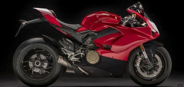 Siêu phẩm Ducati Panigale V4 sắp về Việt Nam