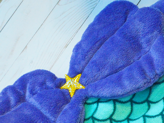 Cuddle Up Like a Mermaid with Fin Fun {A Review}