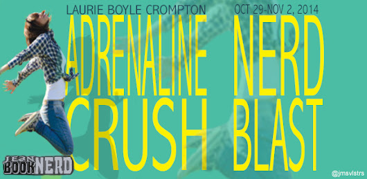 Book Blitz: Adrenaline Crush by Laurie Boyle Crompton