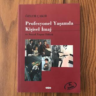 Profesyonel Yasamda Kisisel Imaj