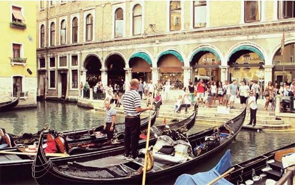 Venesia Kota Pariwisata Dan Industri