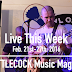 Live This Week: Feb. 21st-27th, 2016