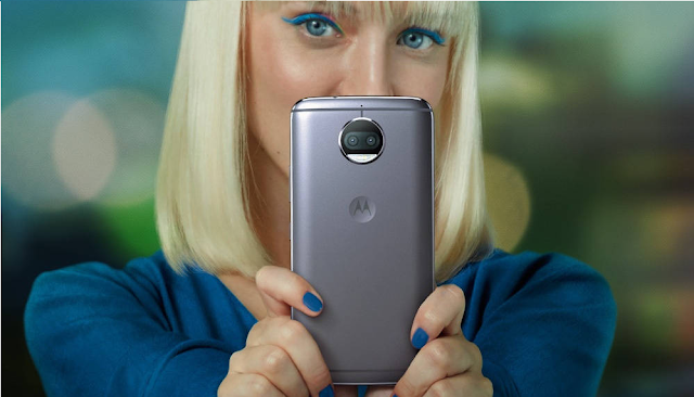 Moto G5s Plus Camera updated with In-Camera Depth Adjustment Bar