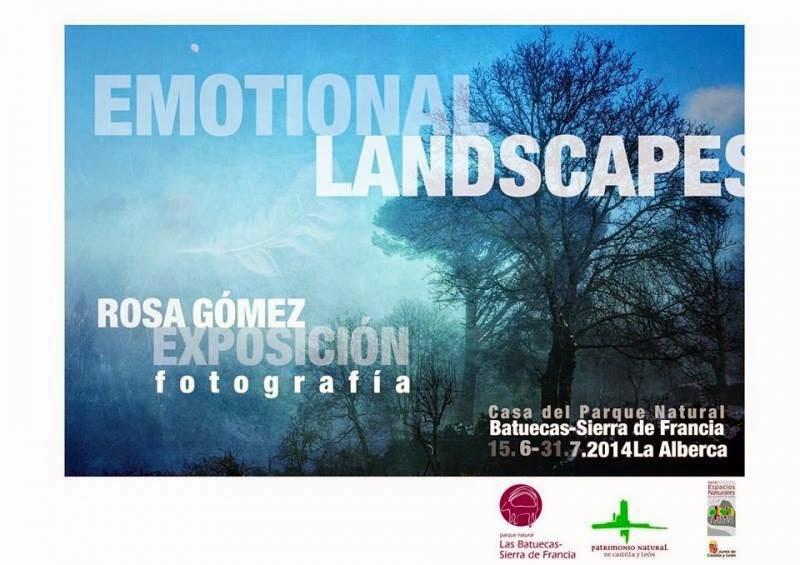 """31(hasta)/Julio. Exposición fotográfico """"Emotional Landscapes"""". La Alberca"""
