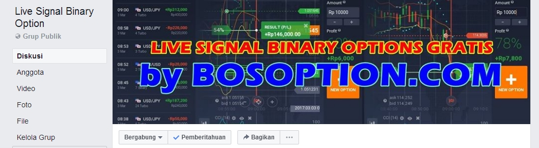 Kursus binary option