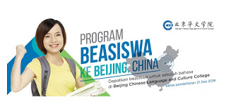Beasiswa Kuliah di China