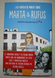 """""""Marta & Rufus"""" de Marta Torné"""