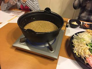 Caldo sukiyaki