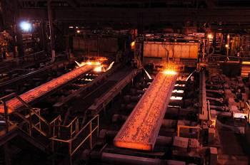 Sản xuất thép