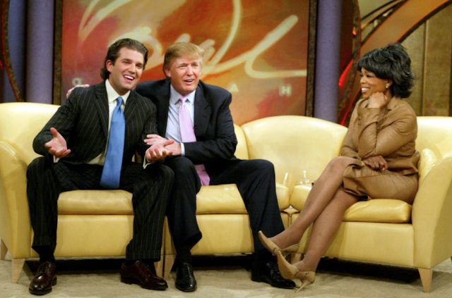 Oprah vs. The Donald, and The Winner Is