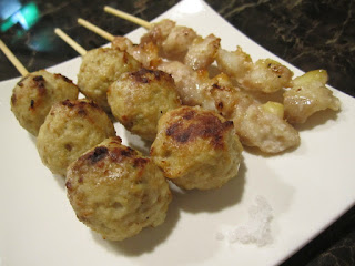 Towada Kushitomo Handmade Chickenball & Chicken Cartilage 十和田市 串Tomo くしとも 手づくり つぬく 軟骨
