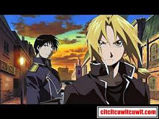 fullmetal alchemist : brotherhood anime terbaik sepanjang masa nomor 5