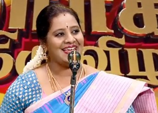 Margazhi Thiruvizha 2017 | Suchitra Balasubramaniam