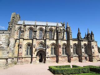 Rosslyn Chapel. Roslin. Midlothian. Escocia. Scotland. Alba. Écosse. Capilla