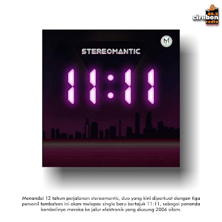 STEREOMANTIC single 11:11