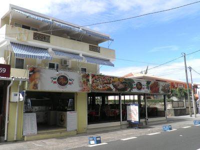 Restaurant Chez Pépé à Flic en Flac