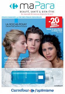 Catalogue Carrefour 29 Mars au 30 Avril 2017
