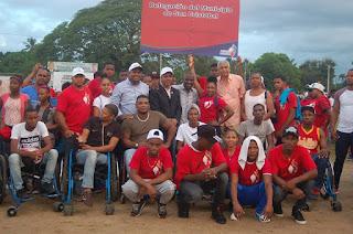 WILSON DIAZ AGRADECE RESPALDO DEL ALCALDE Y AFIRMA DELEGACION DE SAN CRISTOBAL GANARA JUEGOS PROVINCIALES