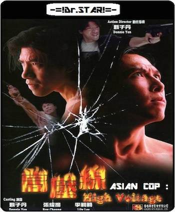 Asian Cop High Voltage 1994 Dual Audio Hindi Movie Download