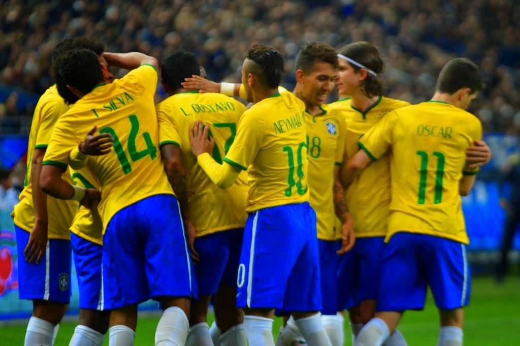 Brasil vence a França de 3 x 1 em estádio da derrota de 98 ... dccaed1875f0f