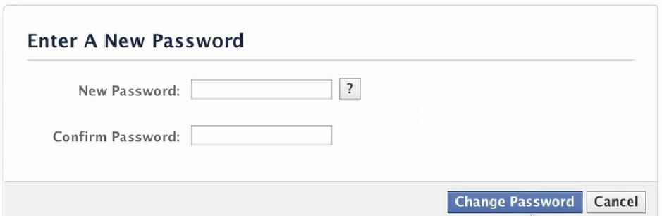 حل مشكلة رمز اعادة تعيين كلمة السر للفيس بوك يصل على الايميل