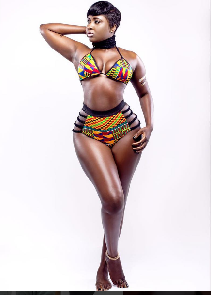 Princess Shyngle shows off sexy bikini body in new photo
