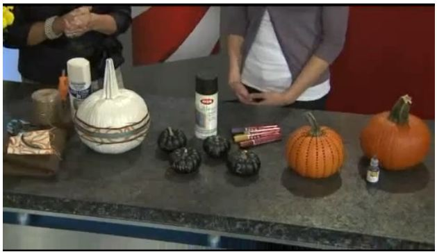 Decorating with Pumpkins: perfect for Thanksgiving table decorations 5