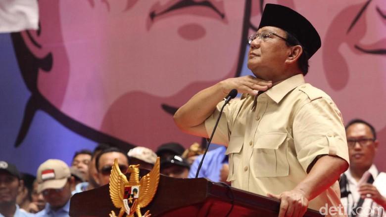 """Timses Prabowo: Soal Kredit di Bank Indonesia, Ada Kesalahan Imbuhan """"di"""""""
