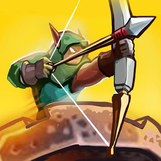 King Of Defense: Battle Frontier - VER. 1.5.23 Unlimited (Gold - Gems) MOD APK