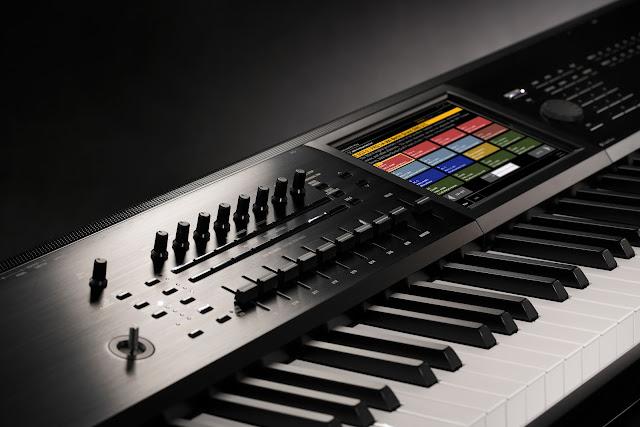 Digital Piano Vs Workstation : matrixsynth korg officially introduces the new arp odyssey and new kronos details and live ~ Vivirlamusica.com Haus und Dekorationen