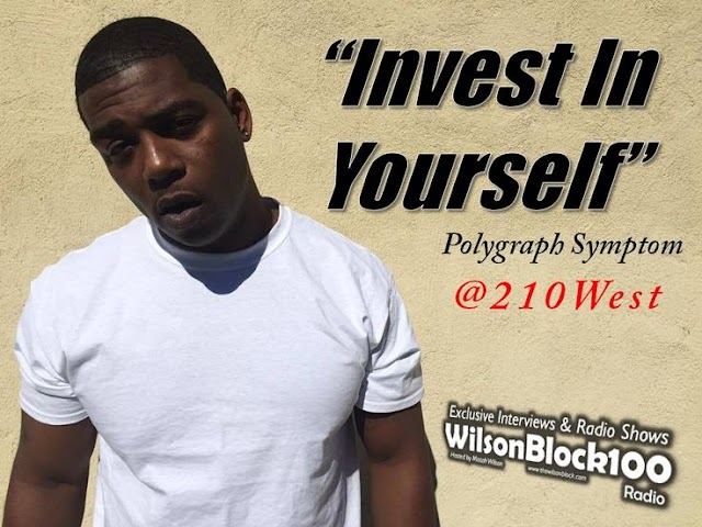 """Invest In Yourself"" - @210West Exclusive Interview w/ Mistah Wilson"