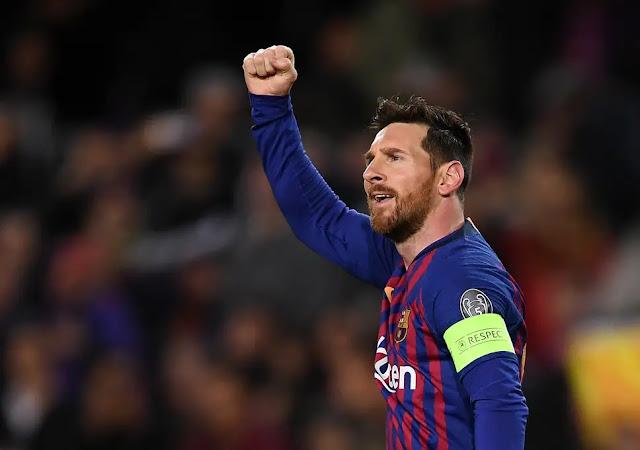 Barcelona 5-1 Lyon