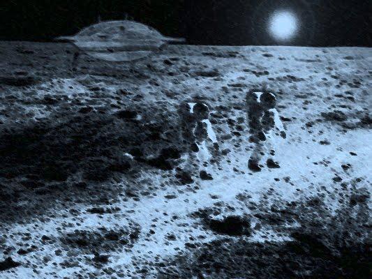 ancient spacecraft on moon clementine satellite - photo #42