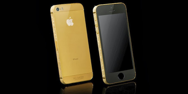 Goldgenie iPhone5S
