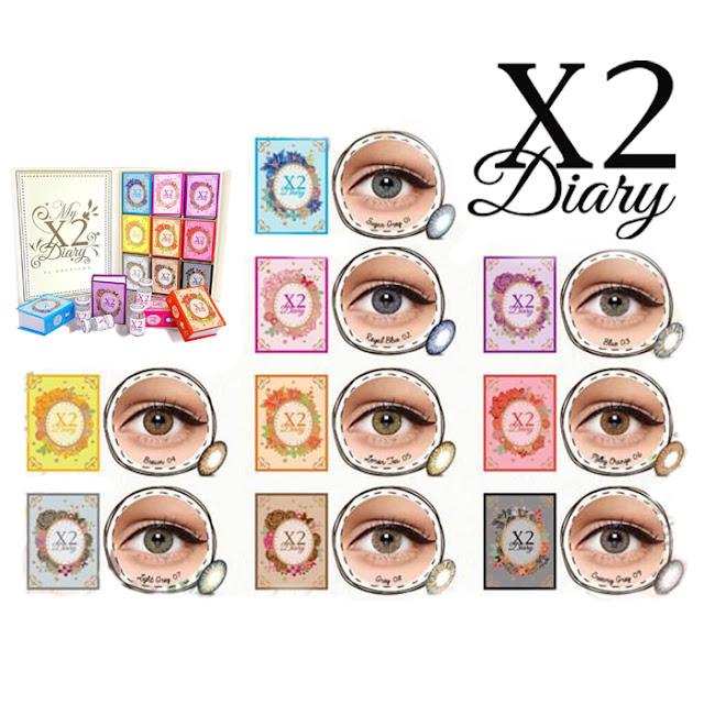 Softlens X2 Diary