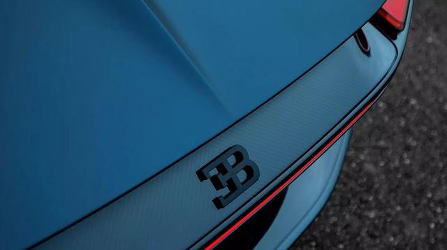 ブガッティの創業110周年を記念した限定車「シロン・スポーツ110 ans Bugatti」を発表!