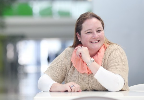 Nikki Summers, Director of Sage One in East and West Africa