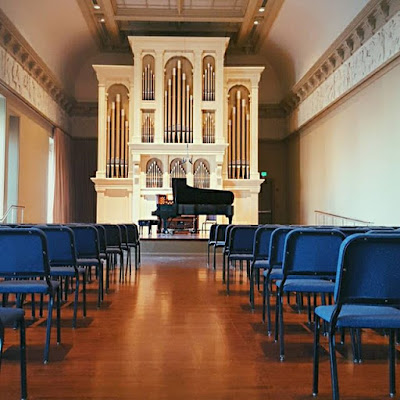 peabody concert hall