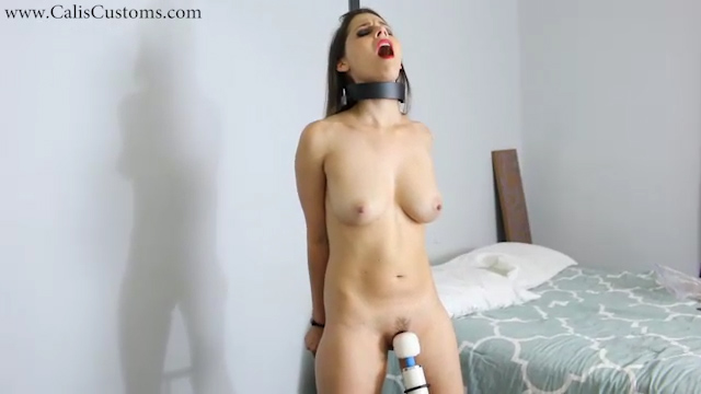 Self bondage orgasm the question