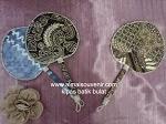 souvenir kipas batik