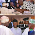 PICTURES: Fayose bows to Tinubu, celebrates with APC led government