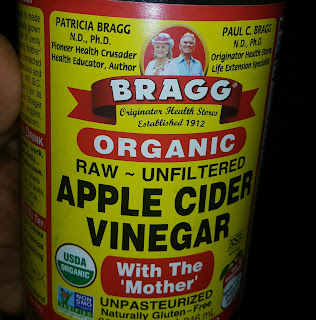 Treat acne with acv