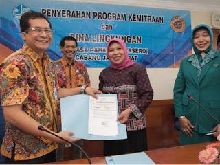 CSR Jasa Raharja untuk PAUD Bandung